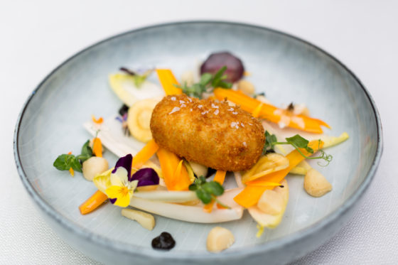 225906 swych blue cheese croquette with sweet and sour carrots 6484e2 original 1475062182 560x373