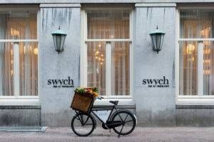 Swych gestopt in NH Collection Doelen in Amsterdam