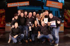 Cafetaria Top 100: eerste tussenstand Publieksprijs