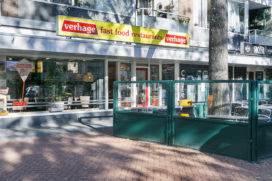Cafetaria Top 100 2016-2017 nr.33: Verhage Hoogvliet- Zalmplaat, Hoogvliet