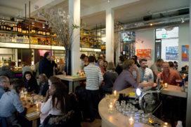 Café Top 100 2016 nr.95: Nieuw Rotterdams Café, Rotterdam