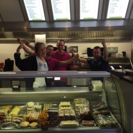 Cafetaria Top 100 2016-2017 nr.48: Plaza De Zuidert, Emmeloord