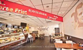 Cafetaria Top 100 2016-2017 nr.58: Cafetaria Lammers De Veersche Poort, Middelburg