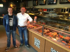 Cafetaria Top 100 2016-2017 nr.61: Eetpaleis 't Vosje Groote Wielen, Rosmalen