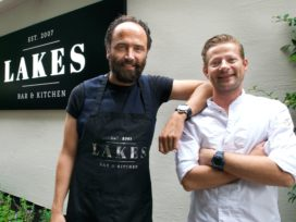 Facelift voor Lakes Bar & Kitchen