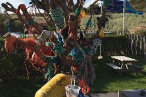 Golden Tulip Strandhotel Westduin recyclet creatief