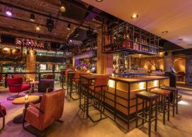 Foto's: Cornelis Bar & Kitchen, Rotterdam
