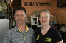 Alida's Smulpaleis: 'Ongelooflijk veel mensen in de zaak na winst'