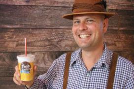Foodmaster viert Oktoberfest met biermilkshake