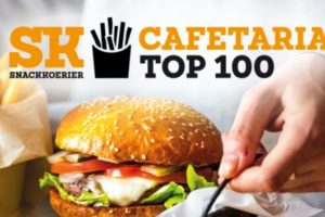 Nieuwe koploper Publieksprijs Cafetaria Top 100