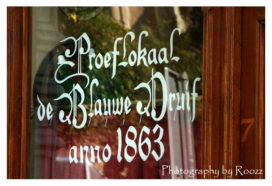 Café Top 100 2016 nr.57: De Blauwe Druif, Haarlem