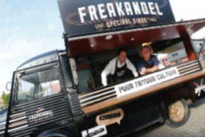 Foodtruck met frikandellen: Freakandel