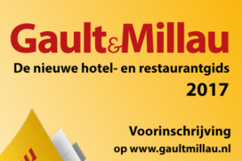 Sneak preview Gault&Millau-gids 2017
