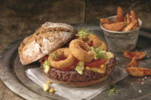 Blijven innoveren met hamburgers