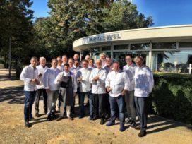 25 jarig jubileum Les Patrons Cuisiniers