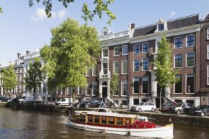 Condé Nast Traveler: Waldorf Astroria nummer 1 in Amsterdam