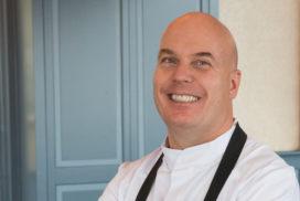 Paul Dingjan nieuwe chef-kok bij Waves at the Kurhaus