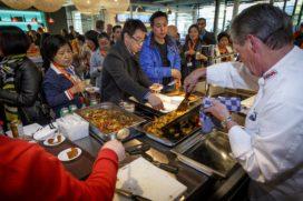 VCHO onthult nieuwe naam tijdens eerste Asian Fast Food Event