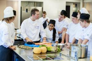 Opmars van Dutch Cuisine in het koksonderwijs
