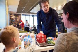 McDonald's start op McHappy Day actie voor Kinderfonds