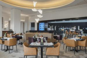 Foto's: vernieuwingen Sheraton Hotel Schiphol