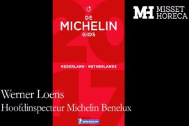 Michelin 2017: Interview met Werner Loens