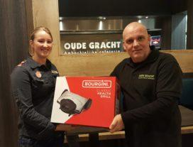 Befaamde Eindhovense cafetaria start maaltijdbezorging