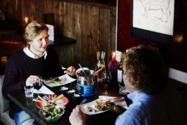 Rotterdams restaurant zet fondue (weer) op de kaart