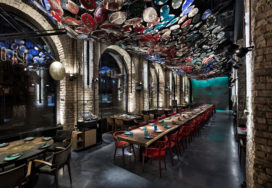 Foto's BAO: Modern Chinees restaurant met cocktails en dj's