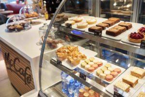 McDonald's opent 10e McCafé in Nederland