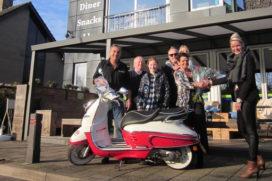Echtpaar bestelt bamischijf, krijgt scooter