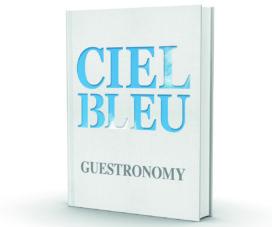 Tweede boek Ciel Bleu: Guestronomy