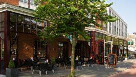 Hampshire koopt onroerend goed Hotel Oranje Leeuwarden