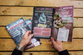 Softijsproducent lanceert inspiratiemagazine