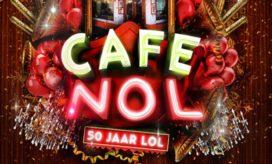 Café Nol viert 50e verjaardag in Paradiso