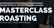 Cocoon Coffee start met Masterclasses Roasting