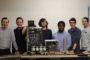 Studenten realiseren unieke bartender-robot