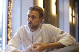 Joris Bijdendijk van Rijks* kookt samen met topchefs in Finland