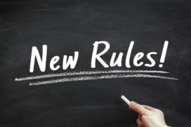 Nieuwe wetten en regels: wat verandert er in 2017