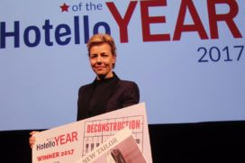 Nominaties Hotello of the Year Award 2018 geopend