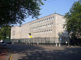 Amerikaanse ambassade Den Haag moet hotel worden