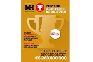 Hoort uw bedrijf in de Misset Horeca Top 100 Grootste Bedrijven?