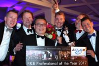Maurice van Rossum F&amp;</strong><br>B Professional of the Year 2017