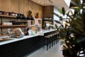 Foto's: nieuw restaurant Gordal in hotel Element Amsterdam