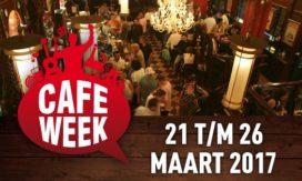 Inschrijving Caféweek 2017 geopend