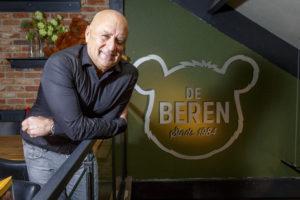 Foto: Roel Dijkstra Fotografie / Foto Fred Libochant Barendrecht / Ad Schaap, eigenaar De Beren restaurants
