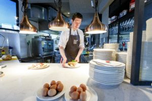 (C) Roel Dijkstra Fotografie / Foto Fred Libochant Rotterdam / Brasserie Nieuw Noord