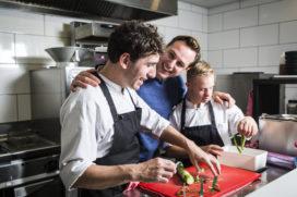 'Down-restaurants' beoordeeld in tv-programma