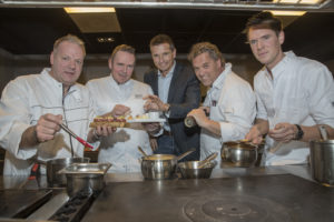Chef's Table op World Tennis Tournament