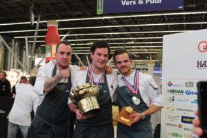 Team La Rive wint Gouden Koksmuts